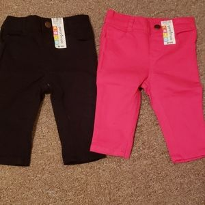 3-6 month girl jeans
